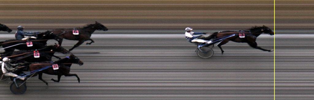 MÅLFOTO: Marchetti/ Hans Wilhelm Storås vinner enkelt foran Aron Marsh / Arve Sjoner og St. Michel Decoy / Eirik Høitomt