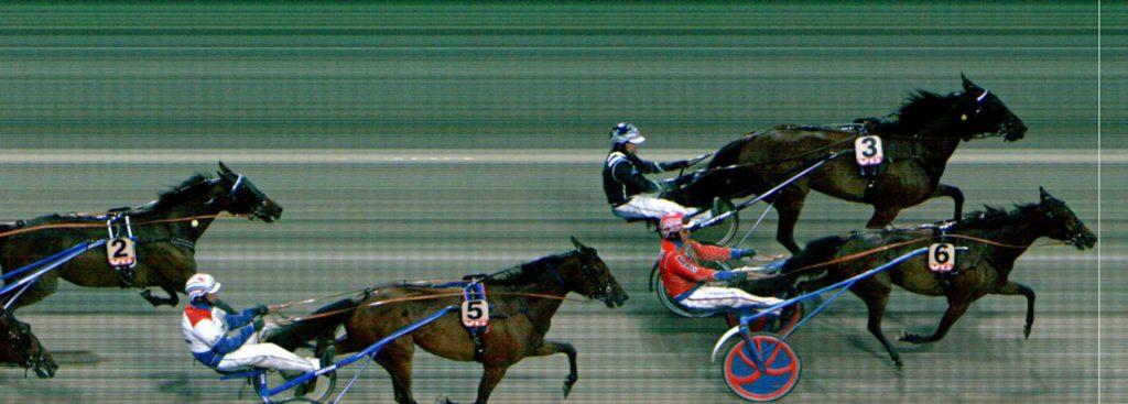 MÅLFOTO: 6 Frankel D.E. / Åsbjørn Tengsareid vinner foran 3 A Winner / Kai Johansen og 5 Man o'War / Lars Anvar Kolle. 2 Photo Frecel / Geir V. Gundersen tar fjerdeplassen.