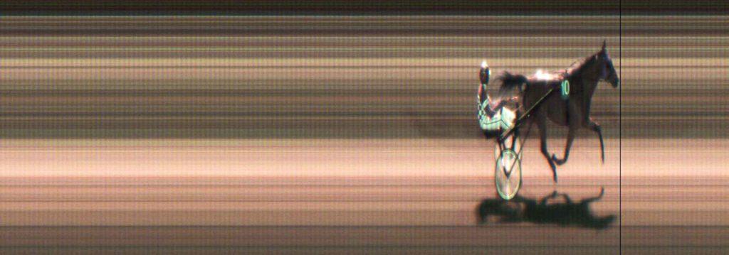 MÅLFOTO: 10 Perillat / Herman R. Tvedt tar en overlegen seier.